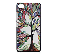 Tree Of Life Pattern PC Hard Back Cover Case for Lenovo S90