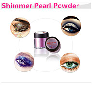 Red&Black® Eye Shadow Shimmer/Dry/Mineral Eyeshadow/Eyeliner Powder Gorgeous Brilliant Shining Fine Smokey makeup/Fairy makeup/Party makeup Eye Makeup
