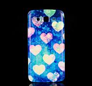 hart patroon deksel fo Samsung Galaxy Grand 2 g7106 case
