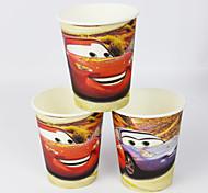Cars Paper Cups 12pcs