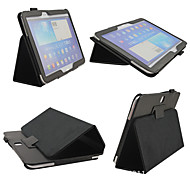 Smart Folio PU Leather Stand Case Cover For Samsung Galaxy TabTab 3 10.1 (P5200/P5210)Tablet Multi-color