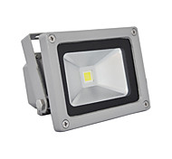 20W LED Floodlight 1 Integrate LED 1600 lm Cool White Waterproof AC 85-265 V 1 pcs