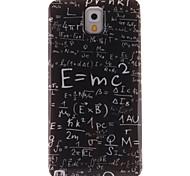 TPU projeto fórmula função imd capa mole para galaxy note 3