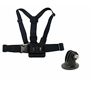 A Model Chest Band with Tripod Mount, for GoPro Hero3+/3/2/1