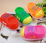 Dog Pet Toys Chew Toy Shoes Random Color Rubber