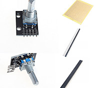 Rotary Encoder Modules and Accessories for Arduino