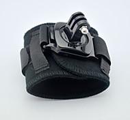 Accessori GoPro Montaggio / Con bretelle / Custodia con cinturino a strappo PerGopro Hero 1 / Gopro Hero 2 / Gopro Hero 3 / Gopro Hero 3+