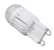 LED a pannocchia 2 COB T G9 6W Intensità regolabile 540 LM Bianco caldo / Luce fredda 1 pezzo AC 220-240 / AC 110-130 V