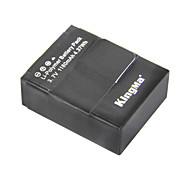 KINGMA AHDBT-302 1180mAh Li-polymer Battery for GoPro3 / GoPro3+ and AHDBT-201/301 - Black