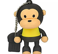 YOUWO Mouth Monkey Cartoon USB  Personality U Disk full Capacity USB 32GB SP0017801
