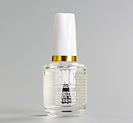 1PCS Transparent Top Coat Nail Polish 15ml