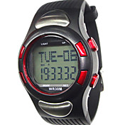 Hand Type Heart Rate 3D Pedometer PC2008