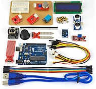 il kit di simulazione demo, kit display analogico per arduino