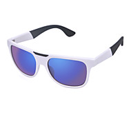 Sunglasses Men / Women / Unisex's Elegant / Fashion Hiking White / Blue / Green / Leopard Sunglasses Full-Rim