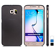 Ultra-Thin Plastic Protective Case for Samsung Galaxy S6