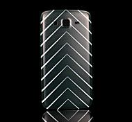 lijnenpatroon deksel fo Samsung Galaxy Grand 2 g7106 case