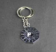 Alloy China Gossip Lovers Key Chain