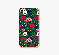 Pattern Pattern PC phone case Back Cover Case for iPhone4/4S