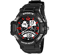 Fashion Sport Watches Digital Quartz Sport Luxury Chronograph Waterproof Multi Function Wristwatches(Assorted Colors)