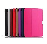 basamento originale wake / sleep copertura della cassa del tablet Folio per Samsung Galaxy Tab 9,7 / T550 (colori assortiti)