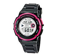 relojes de los estudiantes de lujo impermeable relojes de pulsera de moda relojes deportivos masculinos electrónico (colores surtidos)
