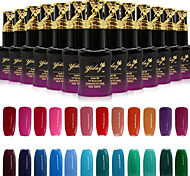 Newest Popular Top Fashion 15ML Soak-off UV Color Gel Polish (Assorted Colors)