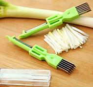 2en1 multi-fonctionnelle accessoires de cuisine végétale éplucheurs coupe trancheuse magie déchiqueté couteau de l'oignon