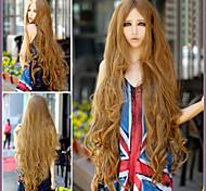 Japanese and Korean Fashion Girls Long Hair Wig
