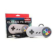 DF-0307 - Manettes - USB - Nintendo Wii - Manette de jeu - Nintendo Wii - en ABS/Plastique