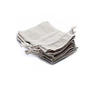 10 pezzi-Tessuto-Sacchetti portagioielli