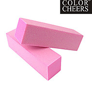 2PCS Buffer Sanding Block File Nail Art(Random Color)