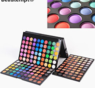 180 Colors Professional Eyeshadow Makeup Cosmetic Palette Shimmer&Matte Mixed Style