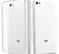 Mi Note Mobile Phone Sets Of Cases Following Protection Shell Transparent Crystal Set Set Of Tpu Soft Set Of Lottery