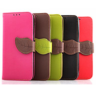 High Quality Wallet Card Holder PU Leather Flip Case Cover for Nokia N630(Assorted Colors)