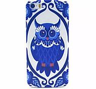 owl pattern pc Hülle für das iPhone 5/5 s