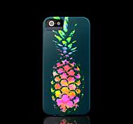 / iphone caso della copertura del modello ananas per il caso di iphone 4 4 s