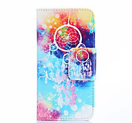 Fashion Pattern Design Pu Leather And The Card Slot Cell Phone Holster For Sony Z4 Mini