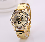 New Fashion  Woman watches New gold silver rose gold color watch Brand watches for women Geneva watches