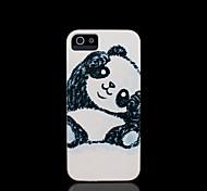 / iphone caso della copertura del modello del panda per il caso di iphone 4 4 s