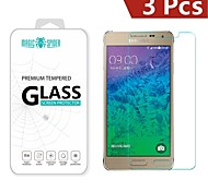 Magic Spider®0.2mm 2.5D Private Brand Damage Protection Glass Screen Protector for Samsung Galaxy Alpha 850 (3PCS)