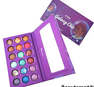 Beautempt®18 Color Galaxy Chic Shimmer Baked Eye Shadow Makeup Cosmetic Palette