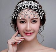 Romantic Rhinestones Wedding/Party Headpieces/Forehead Jewelry