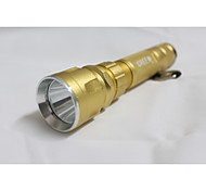 Bright LED flashlight