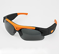 gafas de vídeo DVR videocámara gafas de sol 32gb hd 720p 5MP mini cámara grabadora de vídeo digital