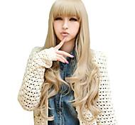 трансвеститом парики льна Лолита продукты секса радуги синтетические пряди вьющиеся волосы парики парик Ombre дешевые аниме косплей парики