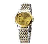 Brand Stainless steel Bangle Bracelet Woman Ladies Free Clock Female Dress Quartz Wrist Watch Relogio Feminino