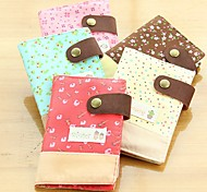 Cutie Shivering Stylish Cotton Card Holder (Random Delivery) 20 Cards
