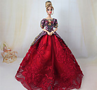 Barbie Doll Bloody Mary Party Seductive Gothic Bubble Bubble Dress