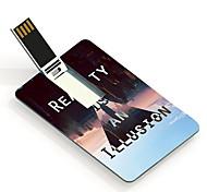 Realidad 64gb es una tarjeta de diseño de memoria USB usb ilusión