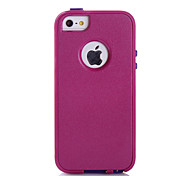 Super Protection TPU+PC 2in1 Combo Shell Protective Sleeve for iPhone 5/5S  (Assorted Color)